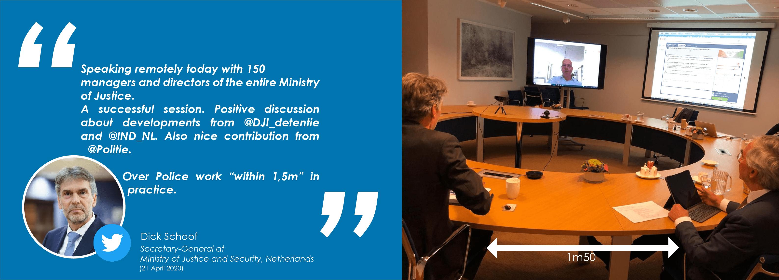 Covid 19 Virtual Meeting